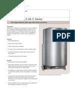 DPU, Two-stage Titanium Plate Type Fresh Water Generator