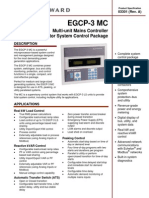Egsp3-Mc Multiunit Mains Controller