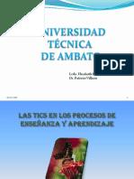 Lcda. Elizabeth Proaño Dr. Patricio Villacís