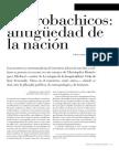 Los robachicos, Christopher Domínguez Michael, Edmundo o