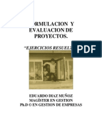 Ejercicios Evaluacion de Proyectos