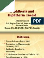 Diphtheria, Pertusis, Exanthema Subitum 2