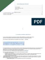 Corso Avanzato Excel (2)
