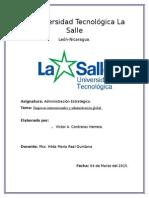 Empresas internacionales y administración global