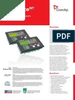 InteliLite NT Leaflet 2013-11 CPLOILNT