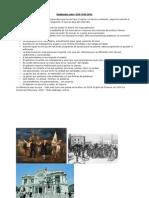 Similitudes Entre 1810-1910-2010