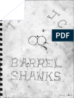Barrel Shank Dimensions
