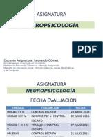 Neuropsicología definición y características.