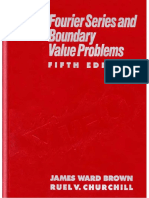Fourier Series and Boundary Value Problems Churchill and Brown - Mc Graw Hill