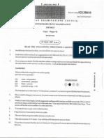 CAPE Physics Unit1 Paper 1 2007.pdf
