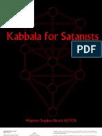 Kabbala for Satanists