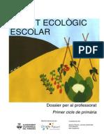L'hort Ecològic Escolar de l'Ajuntament de Vilafranca del Penedès.pdf