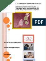 Clasificacion de Las Infecciones Respiratorias Agudas