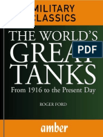 The World's Great Tanks From 1916 to the Present Day