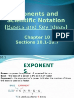 exponents and scientific notation (1)