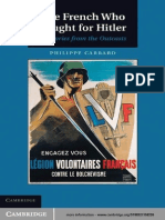 The French Who Fought for Hitler Memories From the Outcasts