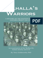 Valhalla's Warrior a History of the Waffen-SS on the Eastern Front 1941-1945