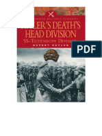 Hitler's Death's Head Division by Rupert Butler