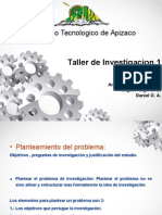 Taller de Investigacion 1 Presentacion
