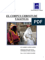 Corpus Christi Valencia
