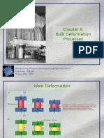 Bulk Deformation Process