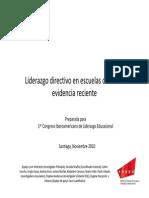liderazgo directivo CEPPE