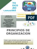 Principios de La Organizacion