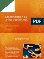 Antiestreptolisinas