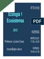 Ecologia - Smith Smith