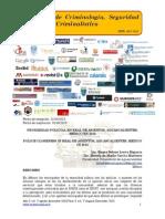Proximidad policial en Real De Asientos, Aguascalientes, México en 2014/Police closeness in Real De Asientos, Aguascalientes, Mexico in 2014