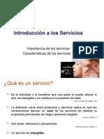01 - Panorama de Los Servicios