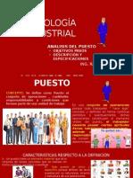 Piscología Industrial - Clase IV