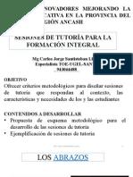 Sesiones de Tutoría (29.1.15)
