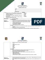 Planificacion 6 Basico Mes de Marzo