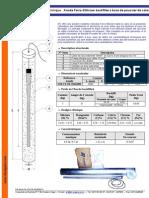 Anode Ferro-Sillicium STI FR
