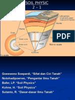 Materi Fisika Tanah 1