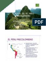 Riego en El Perú Precolombino