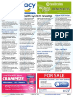 Pharmacy Daily for Mon 11 May 2015 - E-Health system revamp, Asthma control failure, Pharmacy services could transform access, VPA on S8 breaches and much  more