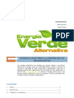 Proyector de Energias Alternativas