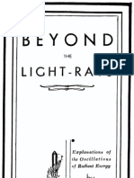 Beyond the Light Rays Edition 1