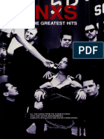 INXS - The Greatest Hits Book