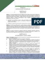 Reglamento Local de Construcciones Del Canton Loja-FEA