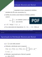Aula Teórica 11 - Aprox Normal e IC