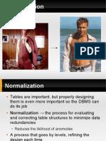 5 Normalization