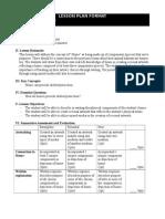 lesson plan 2 revised