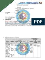 Sillabus Practica IV -2013 II