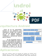 Android arquitectura y caracteristicas