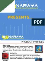 Presentation Sonaraya REV5
