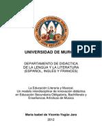 Tesis Doctoral Mª Isabel de Vi