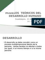modelos_teoricos del Desarrollo Humano